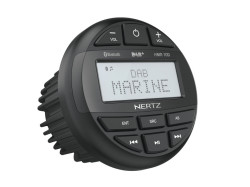 Hertz HMR 10 D, Hertz HMR 10 D Marine Digital Media Receiver, Hertz, Marine Digital Media Receiver, Морской цифровой медиа-ресивер