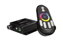 Hertz HM RGB 1 BK, Hertz HM RGB 1 BK RF, Hertz HM RGB 1BK RF, HM RGB 1BK RF, пульт дистанционного управления Hertz, Hertz, морская аудиотехника, аудиотехника для лодки, пульт Hertz, пульт Hertz, ПДУ Hertz