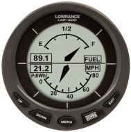 Lowrance LMF-400, LMF-400
