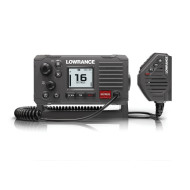 Lowrance Link-6S DSC VHF, Lowrance Link-6S VHF Radio, Морская радиостанция Lowrance, Морская радиостанция, радиостанция Lowrance, Морская УКВ радиостанция