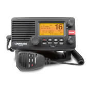 Lowrance Link-8 DSC VHF, Lowrance Link-8 VHF Radio, Link-8 VHF Radio, Морская радиостанция Lowrance, Морская радиостанция, радиостанция Lowrance, Морская УКВ радиостанция