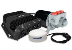 Lowrance Outboard Pilot Hydraulic Pack, Автопилот Lowrance, Outboard Pilot Hydraulic Pack