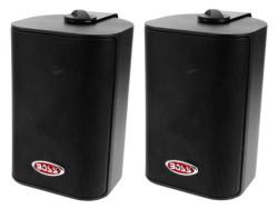 BOSS Audio Marine MR4.3B, BOSS Marine MR4.3B, BOSS Audio Systems MR4.3B, BOSS Audio MR4.3B, BOSS MR4.3B, MR4.3B, BOSS Audio Systems, BOSS Audio, BOSS Marine, динамики BOSS Marine, морская акустика BOSS, водонепроницаемые динамики, колонки водонепроницаемые