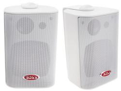 BOSS Audio Marine MR4.3W, BOSS Marine MR4.3W, BOSS Audio Systems MR4.3W, BOSS Audio MR4.3W, BOSS MR4.3W, MR4.3W, BOSS Audio Systems, BOSS Audio, BOSS Marine, динамики BOSS Marine, морская акустика BOSS, водонепроницаемые динамики, колонки водонепроницаемые
