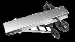 Крепление на надувную лодку для якорной лебедки Stronger Steel Hands, Крепление на надувную лодку для якорной лебедки Stronger
