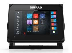 SIMRAD GO7 XSE, Simrad, Go7, Go7 XSE, картплоттер, сенсорный,GPS-модуль, WiFi, NMEA 2000, Totalscan