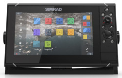 SIMRAD NSS9 EVO3, Simrad, NSS9, Evo3, картплоттер, эхолот, сенсорный, CHIRP, WiFi, GPS