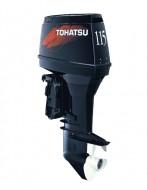 TOHATSU M115A2 двухтактные подвесные лодочные моторы