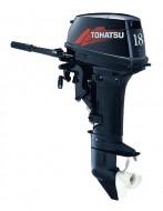Подвесной лодочный двухтактный мотор двигатель TOHATSU M18E2 S, TOHATSU M18E2 L