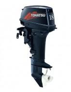 Подвесной лодочный двухтактный мотор двигатель TOHATSU M18E2 EPS, TOHATSU M18E2 EPL