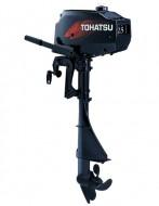 TOHATSU M2.5A2 L, TOHATSU M2.5A2 S, двухтактные подвесные лодочные моторы