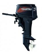 Подвесные лодочные моторы (ПЛМ) TOHATSU (Тохатсу) M25H S, M25H L