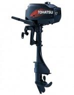 TOHATSU M3.5B2 L, TOHATSU M3.5B2 S, двухтактные подвесные лодочные моторы