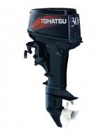 подвесные лодочные моторы, ПЛМ, TOHATSU M30H EPS, TOHATSU M30H EPL