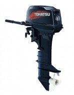 TOHATSU M40C L, TOHATSU M40C S, подвесные лодочные моторы TOHATSU,