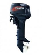 TOHATSU M40C EPL, TOHATSU M40C EPS, подвесные лодочные моторы TOHATSU