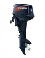 Подвесной лодочный двухтактный мотор двигатель TOHATSU M8B S, TOHATSU M8B L, TOHATSU M8B EPS, TOHATSU M8B EPL
