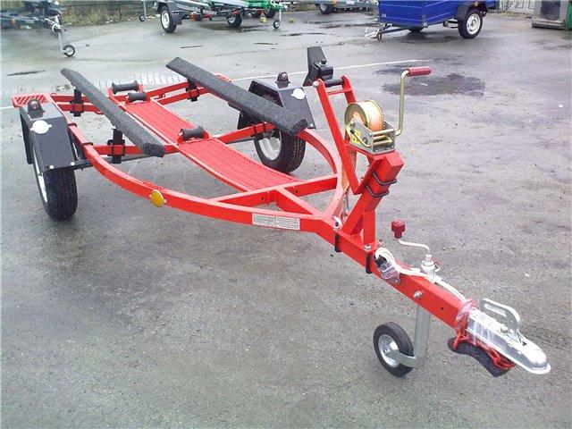 Прицеп для гидроциклка