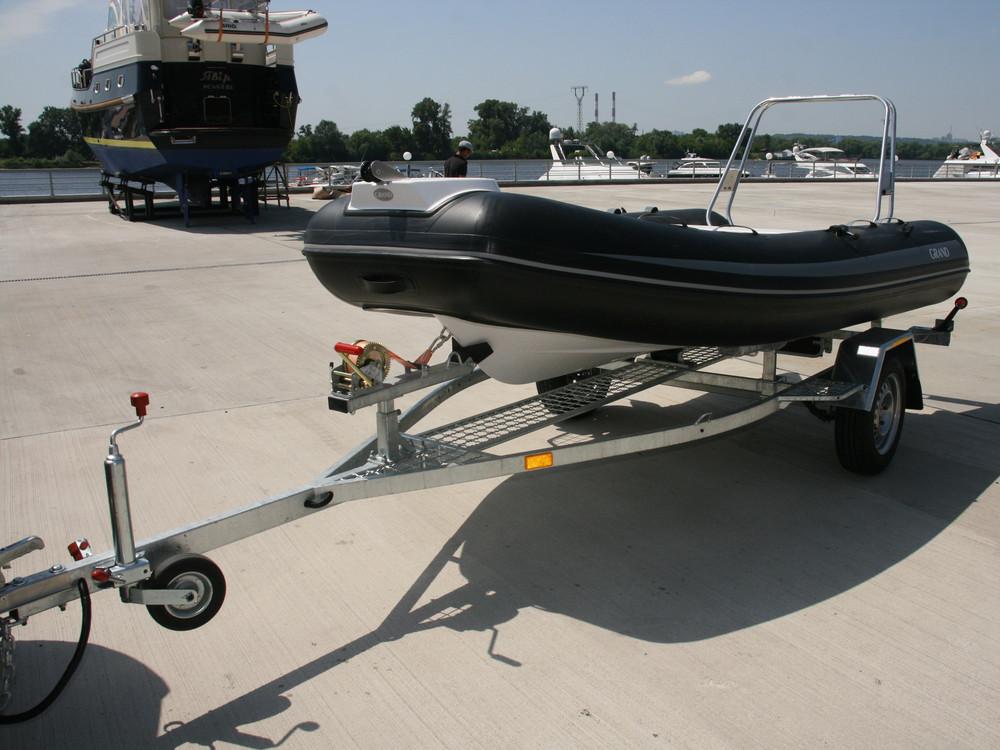 купить прицеп для лодки новороссийск