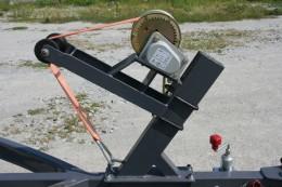 Лебедка AL-KO (нагрузка 900,0 кг)