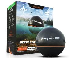 Deeper PRO+ Беспроводной Wi-Fi эхолот с GPS