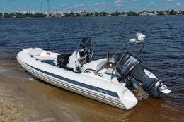 Надувная лодка GRAND Golden Line G480LF
