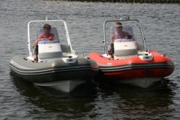 Надувные лодки GRAND Golden Line G480L (> 2010 г.в.)