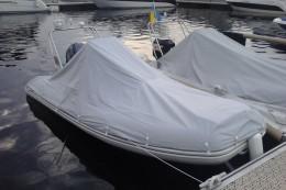 Защитный тент для надувной лодки GRAND Golden Line G480LF