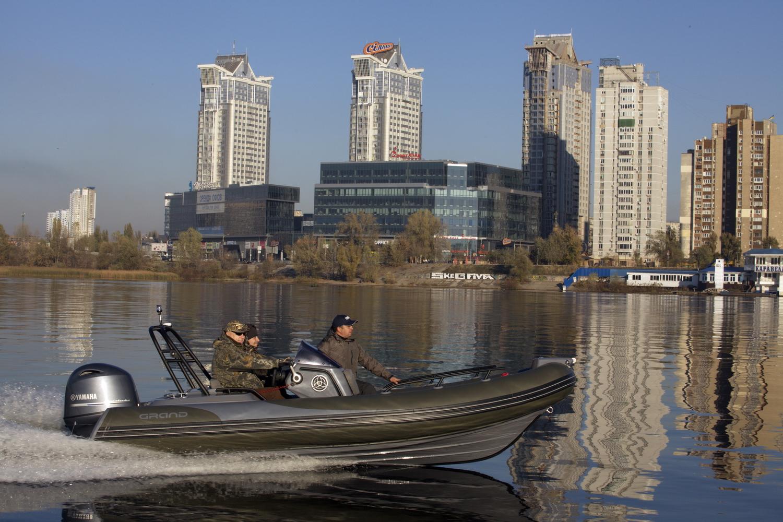 GRAND Golden Line G500, Golden Line G500, GRAND G500, G500, Надувная лодка GRAND