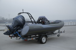 Надувная лодка GRAND G500, Надувная лодка GRAND, лодка GRAND, GRAND G500, G500, yamaha f115betl, yamaha f115b