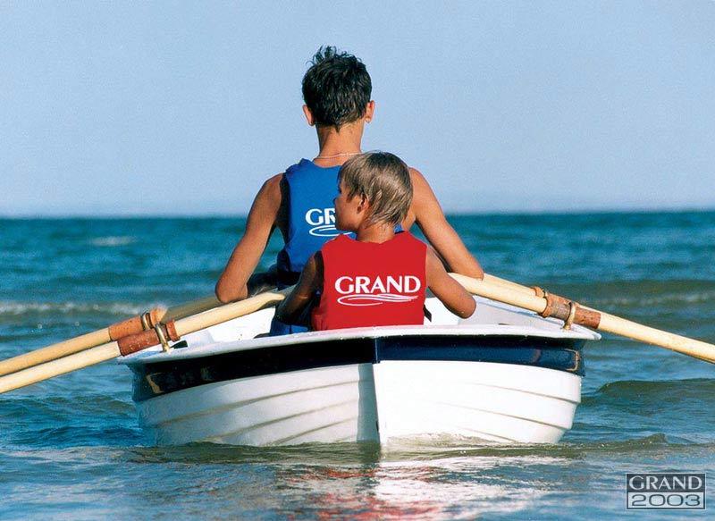 Гребная лодка GRAND Regatta RG370, с доп. уключинами и веслами