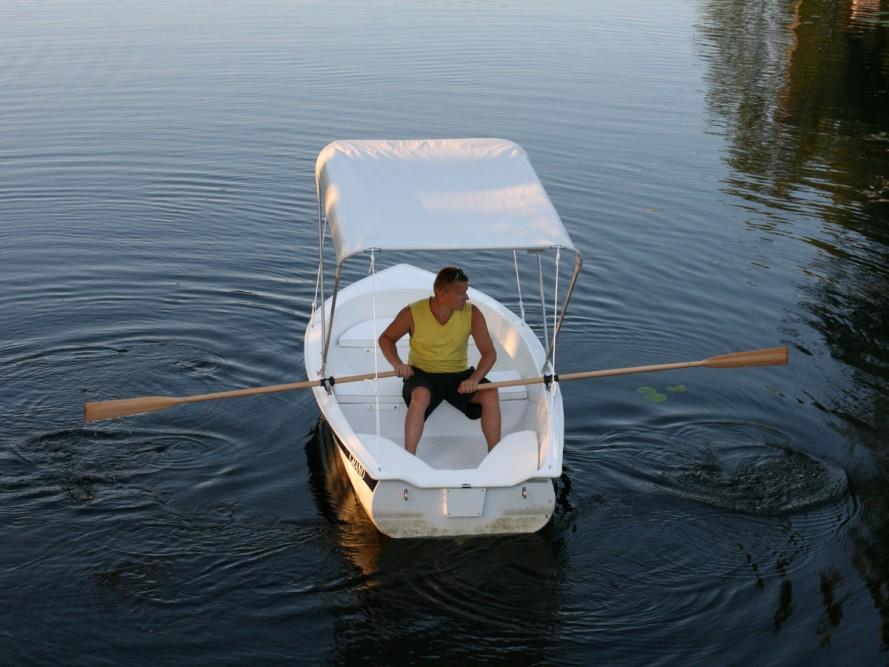 лодки для прогулки