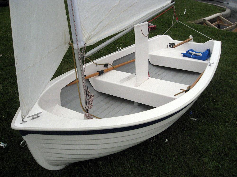 Набор парусного вооружения для гребной лодки GRAND Regatta RG370