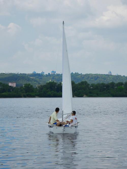 лодка регата
