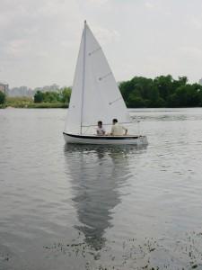 парусная лодка grand rg370s