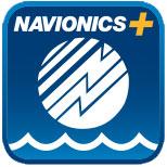 Карта Navionics+, Navionics+, Карта Navionics