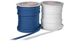 Шнур плетеный якорный полиэстеровый, Якорный плетеный трос из полиэфира