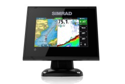 Simrad, GO5, XSE, картплоттер, Multi-touch, сенсорный, GPS-модуль, WiFi, NMEA 2000