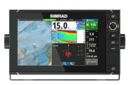 Simrad, NSS9, Evo2, картплоттер, эхолот, сенсорный, CHIRP, WiFi, GPS