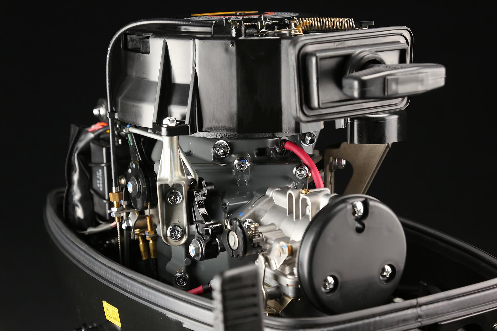 инструкция для 2-х тактного мотора suzuki