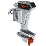 Лодочный электромотор, Torqeedo, Cruiser, 10.0 RS, 10.0, крепление на транец